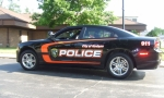 Hudson Police Car Graphics
