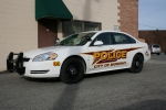 Morenci Police Car graphics