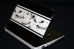 Laptop skin band